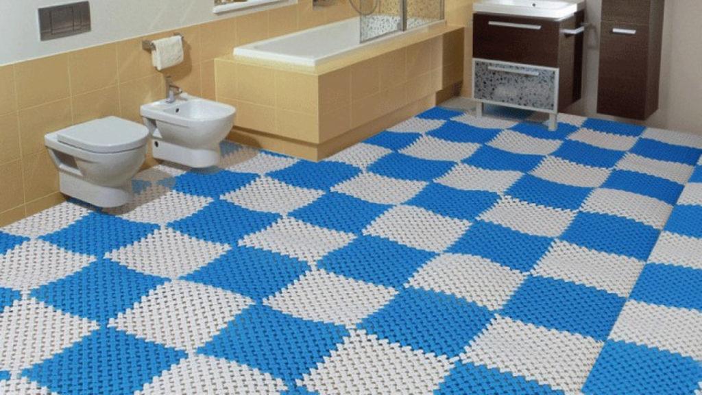 Thảm lót nhà tắm