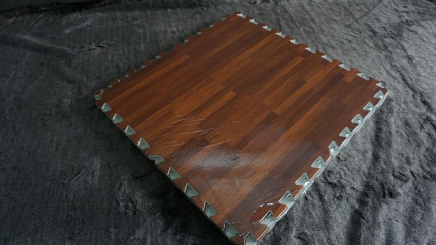 Thảm Xốp Trải Xàn Vân Gỗ 60x60cm